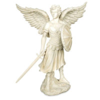 Archangel Michael Figurine  3